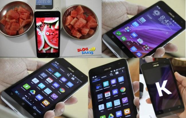 Asus Zenfone 5 HD Display