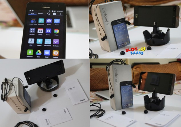 Asus Zenfone 5 Screen Look
