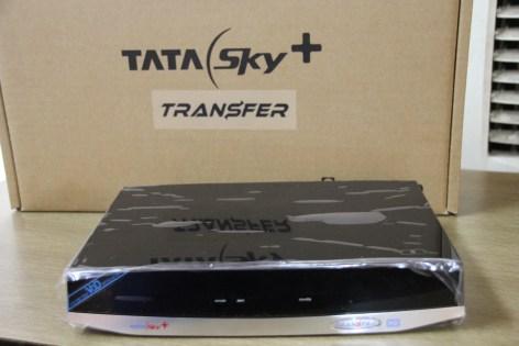 TataSky+ Transfer