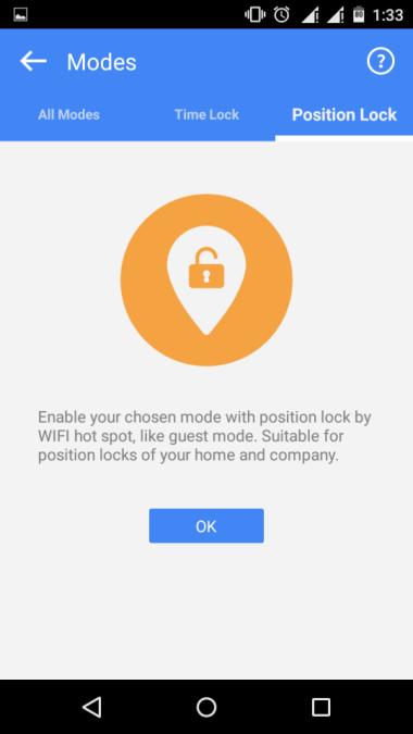 LEO Privacy Guard Position Lock