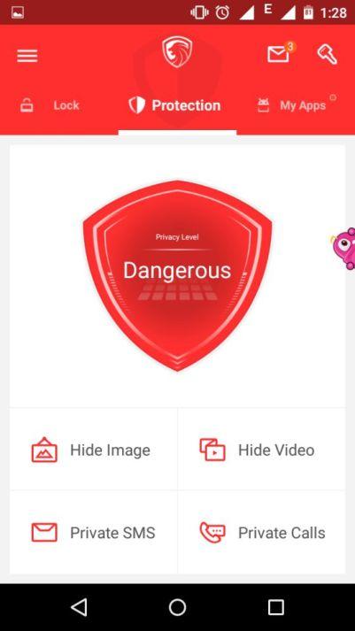 LEO Privacy Guard Protection