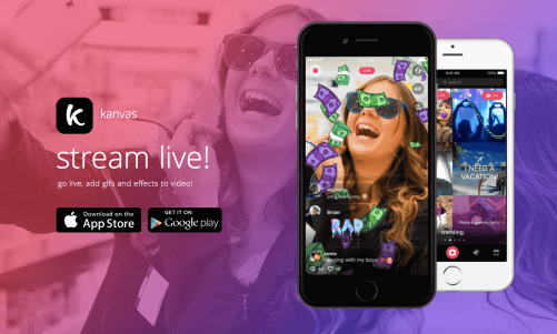 Kanvas Live Streaming 1