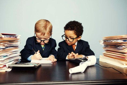 Setting goals for children