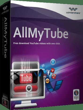 Wondershare AllMyTube downloader