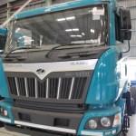 Mahindra BLAZO Smart Truck