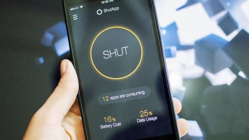 Mobile-battery-optimiser-ShutApp