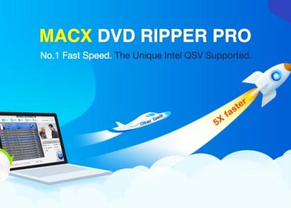 MacX DVD Ripping