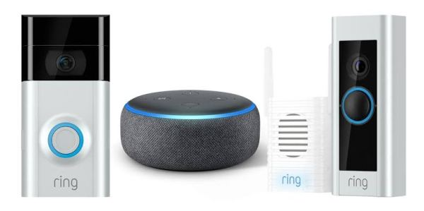 Door ring bell amazon echo