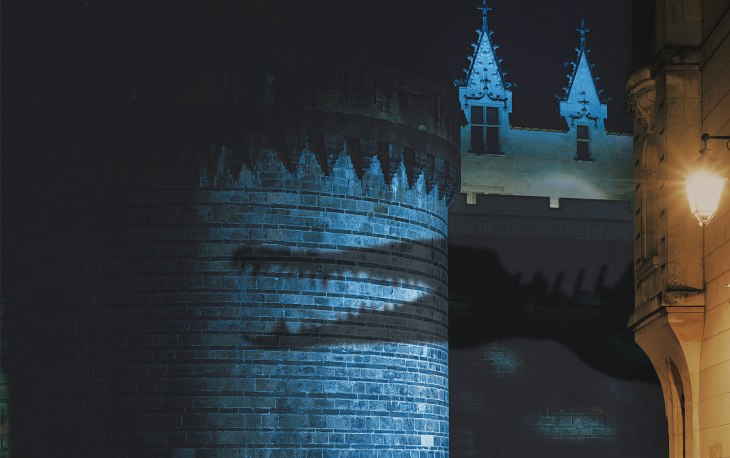Noël au Château 2015 : visite des blogueuses