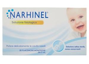 Narhinel Soluzione Fisiologica Flaconcini Monodose