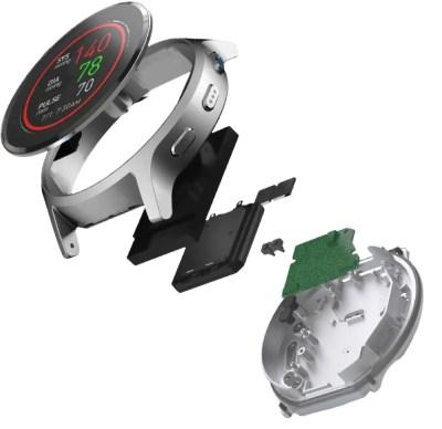 Componenti di Omron HeartGuide Misuratore di Pressione Digitale