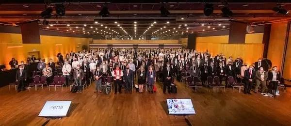 EENA Riga 2021 Apertura