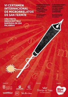 Libro V Certamen Internacional de Microrrelatos de San FermĂn
