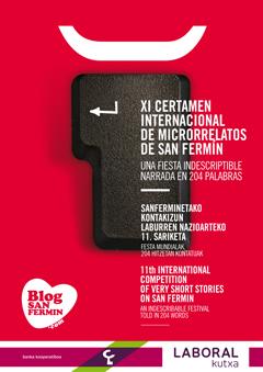Libro XI Certamen Internacional de Microrrelatos de San Fermín