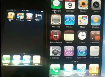 iPhone OS 4.0 Jailbreaked