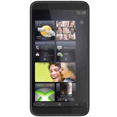 t-mobile HTC HD7 launch date