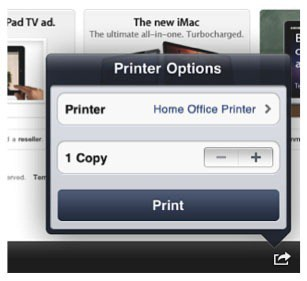 Enable AirPrint in Mac OS X 10.6.5