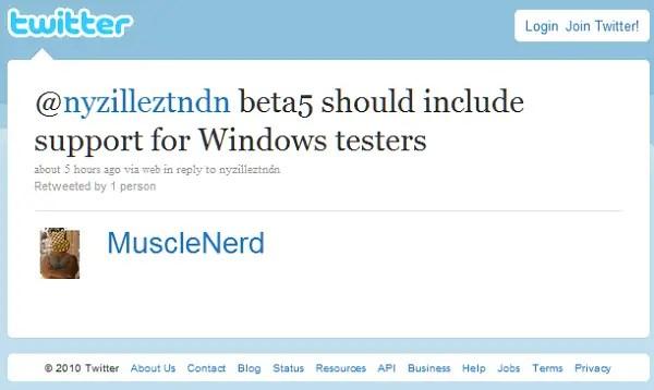 Redsn0w 0.9.7 Beta 5
