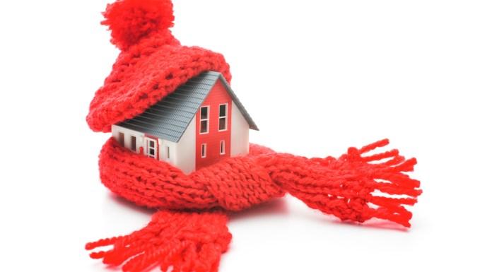 huis isoleren