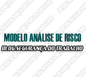 Modelo de Análise de Risco