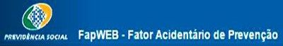 Consulta FAP - Fator Acidentário de Prevenção