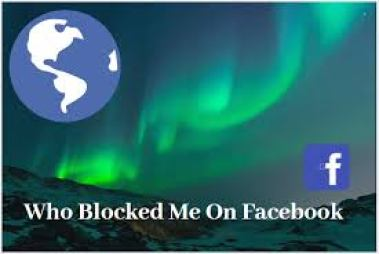Who has Blocked me on Facebook