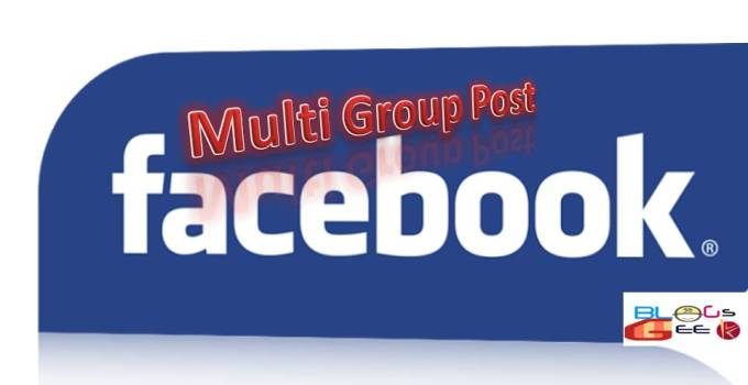 How To Post In Multiple Facebook Groups