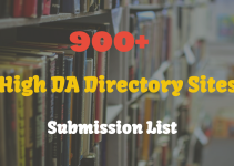 Directory Sites Submission List