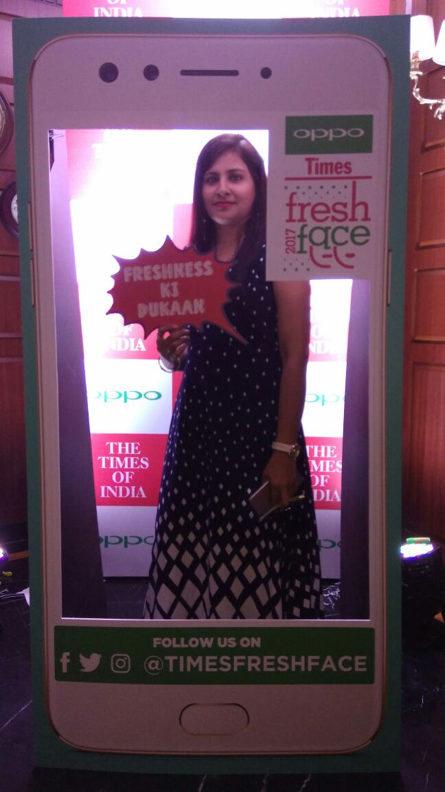 oppo times fresh face hunt