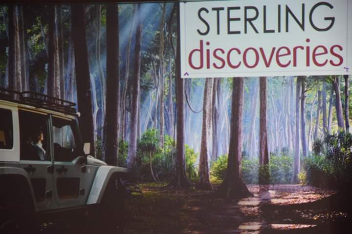 Sterling discovery