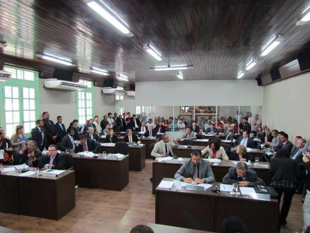 Apoio dos vereadores orientou a forma colegiada da administração da Câmara Municipal de São Luís