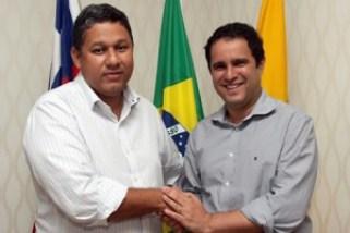 HONORATO E EDIVALDO