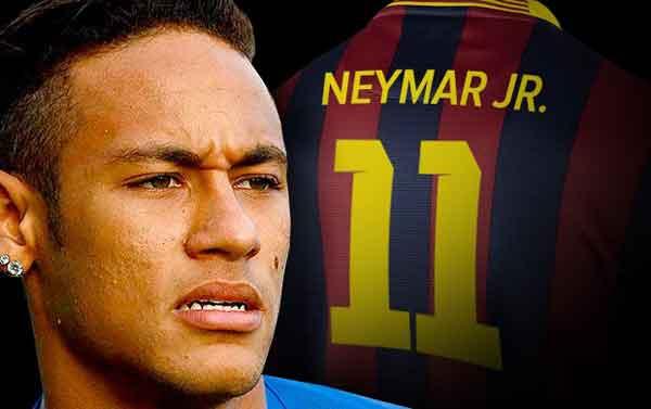 b528f60f90152 2comentários. neymar. Neymar no Barcelona. O anúncio oficial será neste  domingo, mas o pai do jogador já adiantou que Neymar jogará ao lado de  Messi.