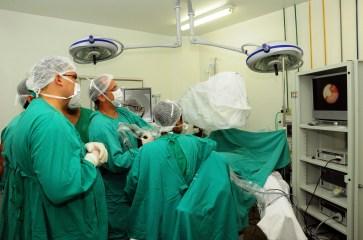 Foto 1- SES - cirurgia geral