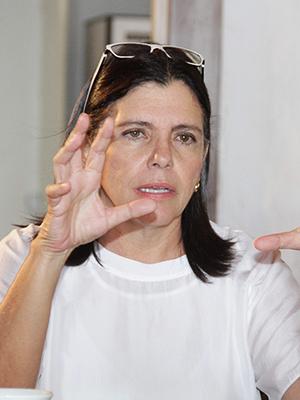 Ex-governadora Roseana Sarney (PMDB)