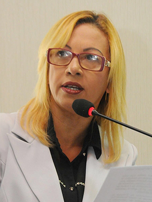 Vereadora, Bárbara Soeiro