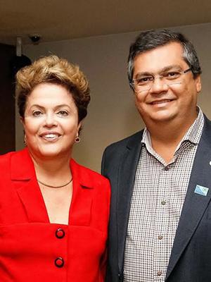 DIlmaRousseffeFlavioDino