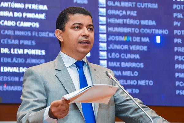 """""""Precisamos parar de contar os mortos"""", diz Bira sobre segurança pública no MA"""