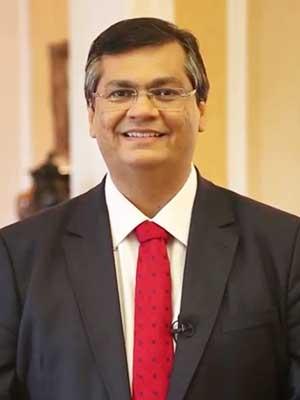 Governador do Maranhão Flávio DIno (PCdoB)