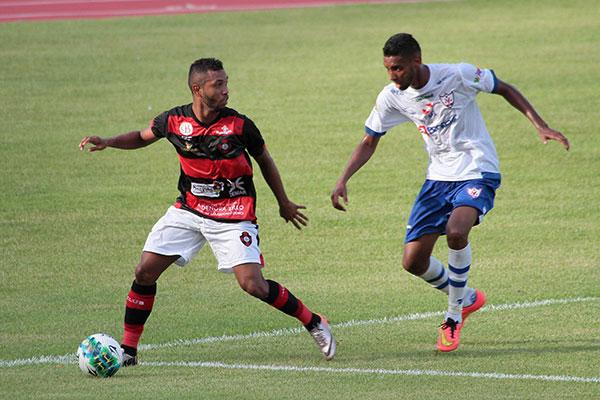 Moto vence o Águia por 2 a 0, com gols de Gabriel e Fred pela Série D