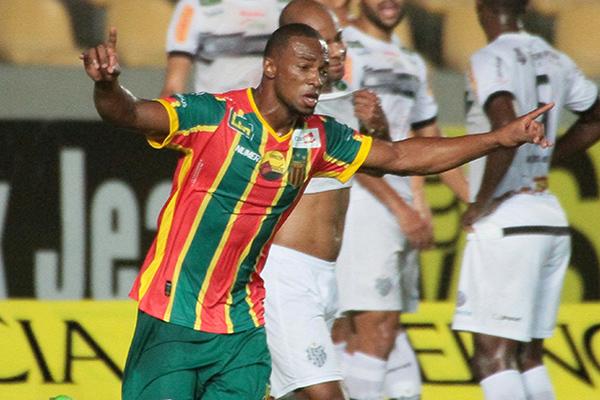 Sampaio bate o Tupi, por 3 a 1, no Estádio Castelào pelo Brasileirão Série B