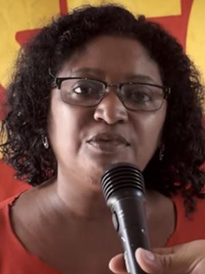 Cláudia Durans pré-candidata do PSTU