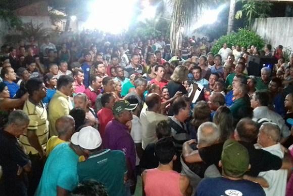 Prefeito Djalma Melo é pré-candidato a prefeito em Arari e terá como vice Anselmo Jardim