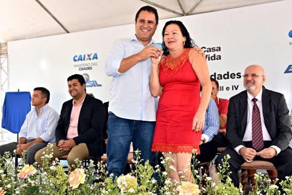 Prefeito Edivaldo entrega 944 unidades habitacionais do Residencial Vila Maranhão