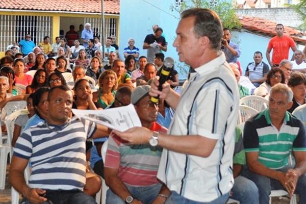 Com o Planeja, Luis Fernando e comunidade discutem propostas para o Esporte e Lazer