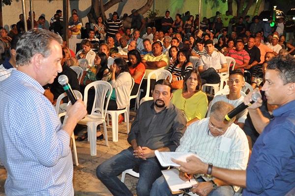 Luis Fernando retoma o Planeja ouvindo trabalhadores e usuários do setor de transportes
