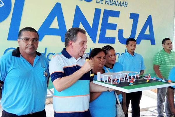 Pré-candidato, Luís Fernando discute propostas em seminários com a população de Ribamar