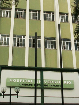 Hospital Materno Infantiil em São Luís