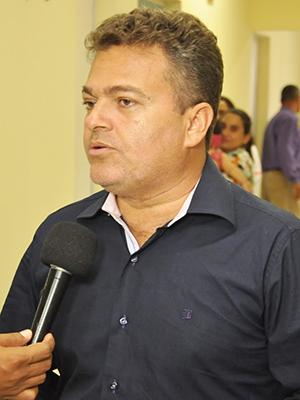 Prefeito de Balsas Luiz Rocha FIlho