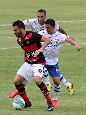 Rodrigo Dantas não marcou um gol sequer